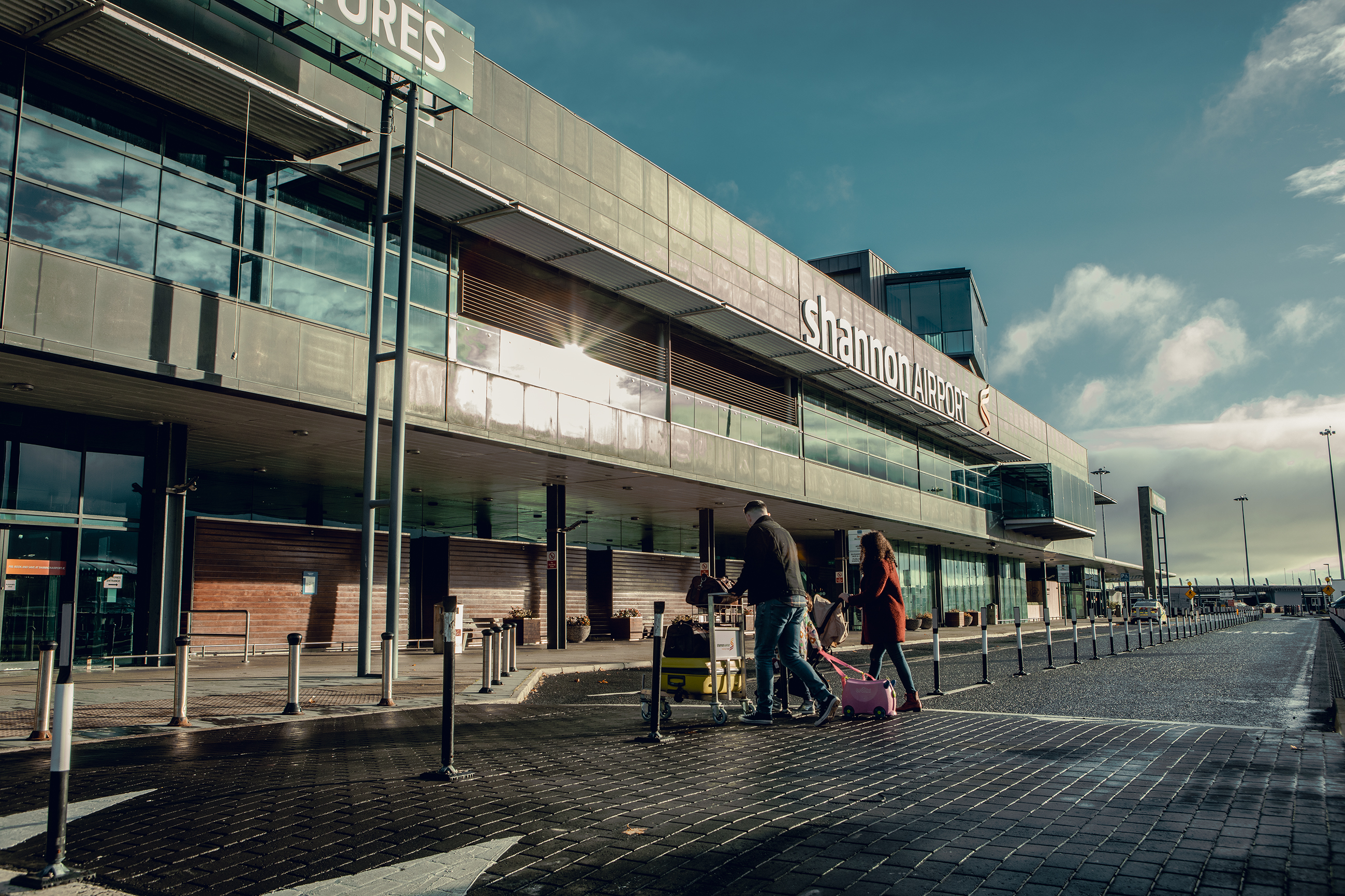 Shannon Airport Resumes Scheduled Passenger Services Image