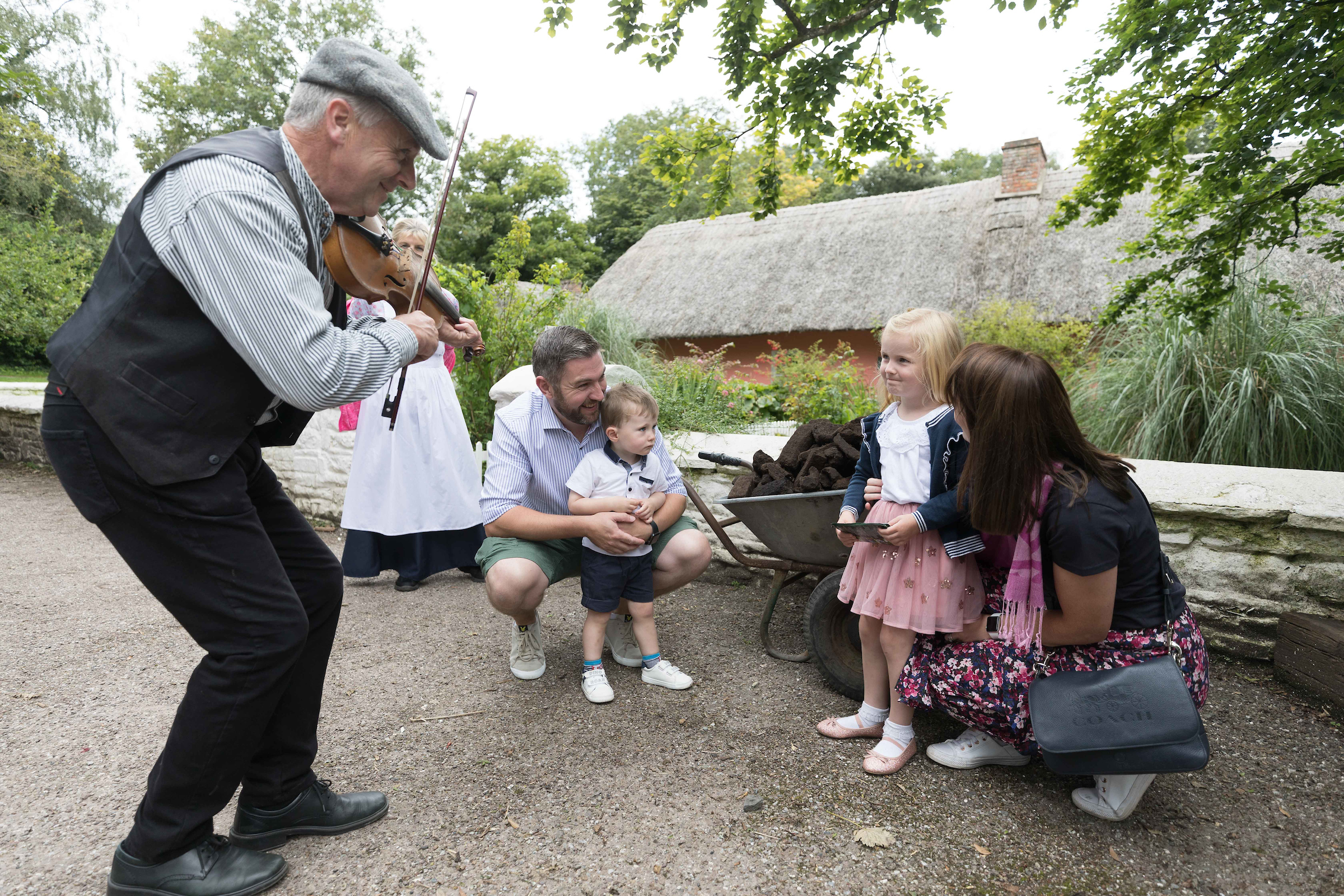 Bunratty Folk Park Among Outdoor Sites to Reopen to the Public Image