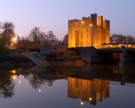 Bunratty Castle named Tourist Attraction of the Year at the 2019 Irish Hospitality Awards Image