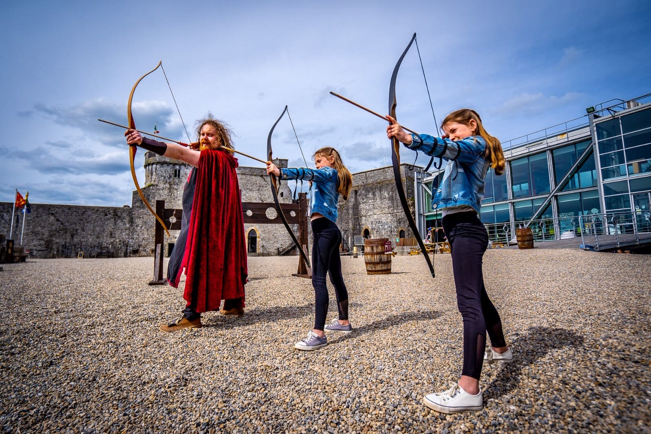 King John's Castle to reopen with new medieval themed outdoor activities Image