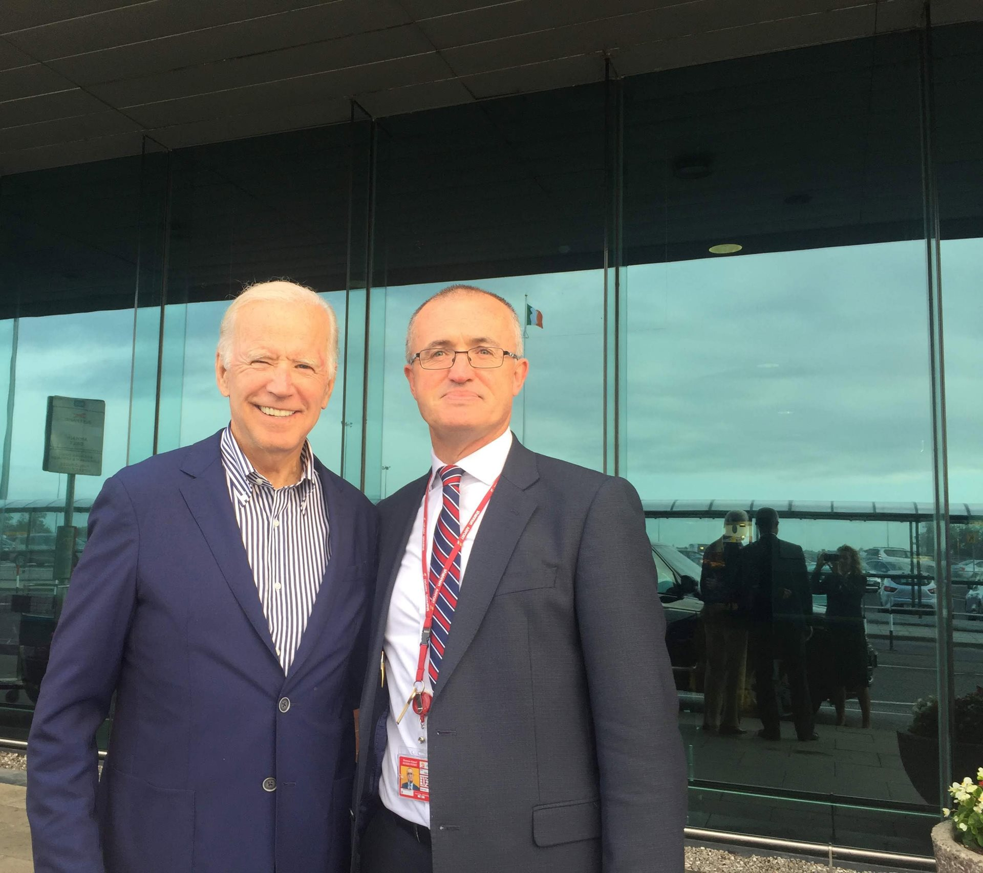 Shannon Group CEO would welcome Ireland visit by US President elect Joe Biden Image