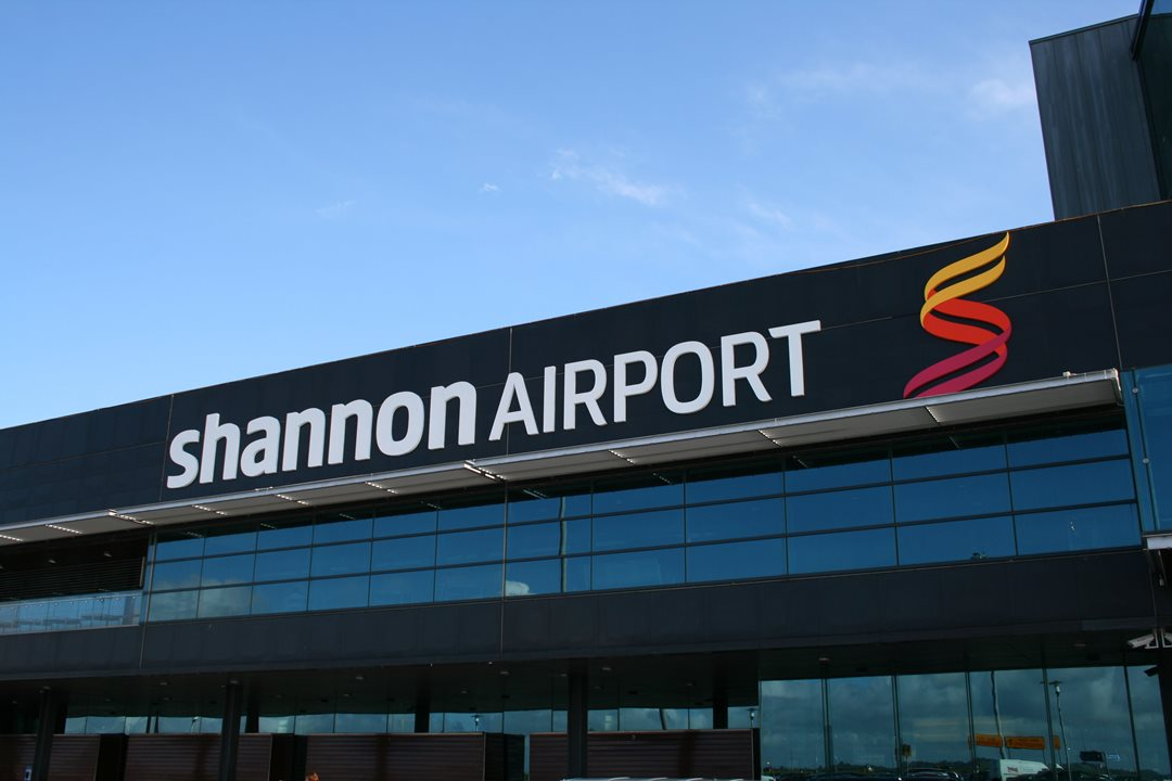 Shannon Group statement re United Airlines decision not to resume Shannon/Newark service Image
